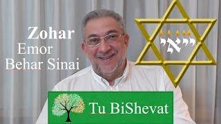 Kabbalah: Secretos del Zohar - clase 128 Tu BiShevat, Emor, Behar Sinai
