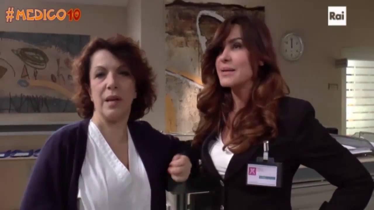 Tea e Gloria - Personaggi Un Medico in Famiglia 10 - YouTube