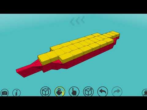 Warship Craft: USS ALASKA Heavy Cruiser