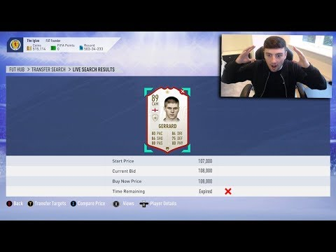 FIFA 19  MIN PRICE *ICON* SNIPING ❌ SNIPING REACTIONS EP14 😭 FAIL EPISODE