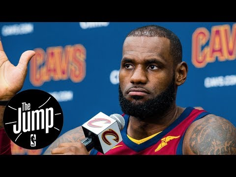 2017-18 NBA season LeBron James' best shot at MVP? | The Jump | ESPN