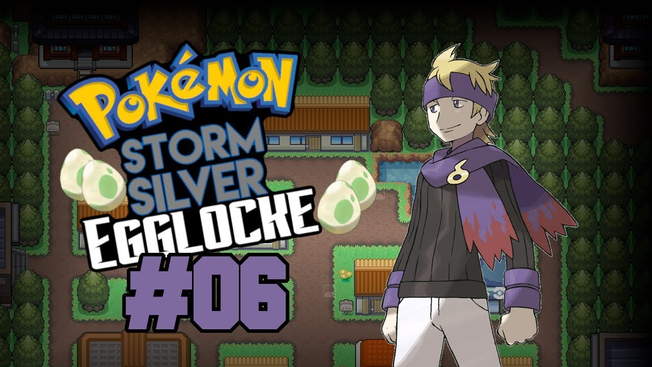 Storm Silver Egglocke Ep.6 [We are so lucky!]