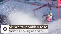 Ski Weltcup Sölden 2020 /// Das größte Ski Opening der Alpen | Grünwald Resort Sölden