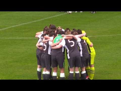 Republic of Ireland V Denmark U16 Development