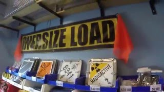 Дальнобой по США. Магазин для негабаритного оборудования, подготовка трака к работе с негабаритами.(, 2016-02-14T07:09:11.000Z)