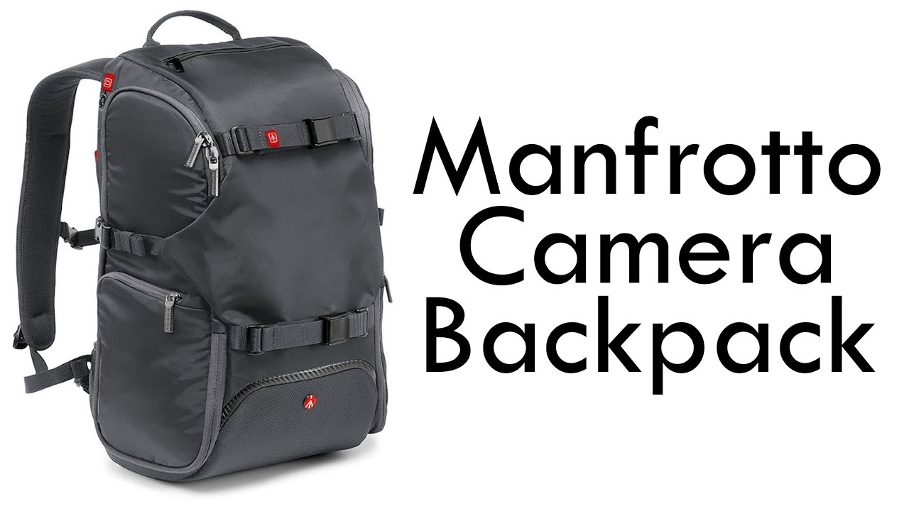8fab2362b2 Manfrotto BeFree Camera Backpack Review - YouTube