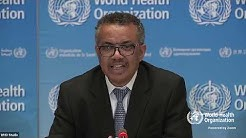 Live from WHO Headquarters - COVID-19 daily press briefing 18MAR2020