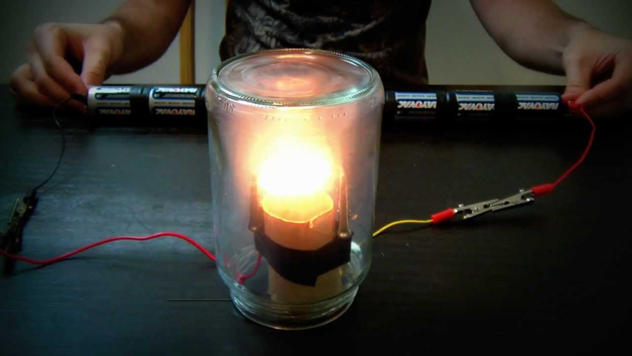 Homemade Light Bulb Youtube Switch And Your Copy Or Graphic Complete A Circuit