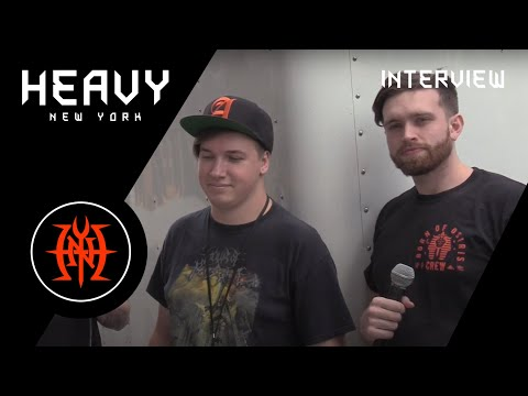 Heavy New York- Shadow of Intent Interview