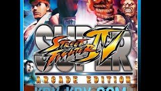 скачать Super Street Fighter 4 на пк