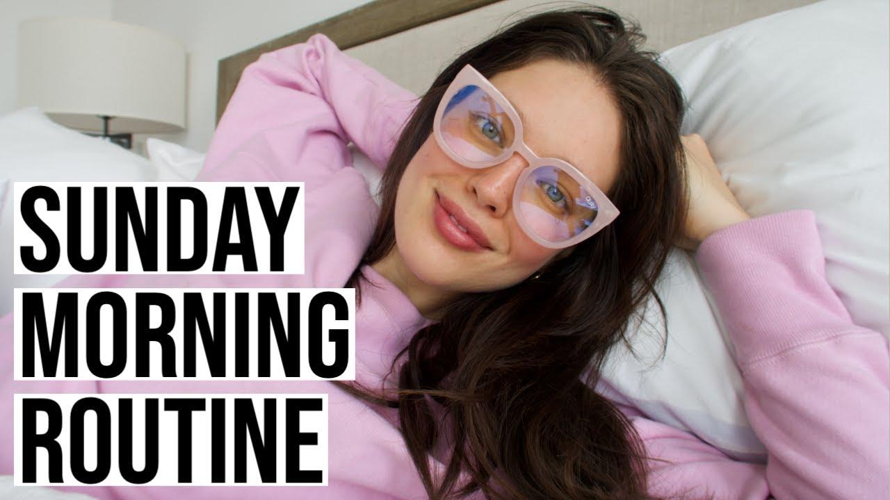 Honest Model Sunday Morning Routine   Emily DiDonato