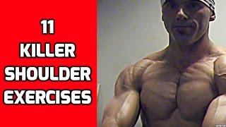 vuclip 11 Killer Shoulder Exercises