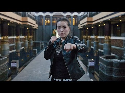 Meet The Female Bodyguards That Protect China's Elite