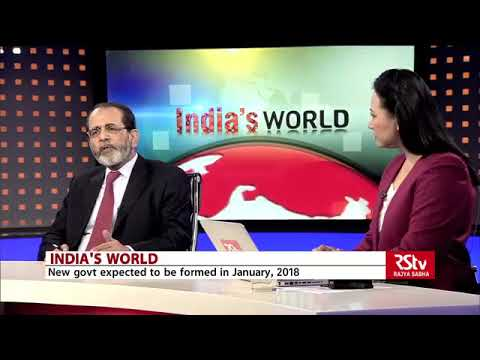 about (India's World) - Elections in Nepal