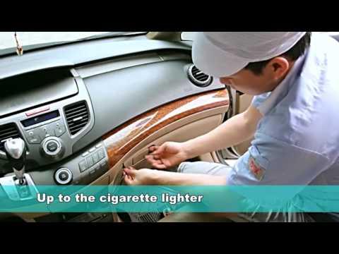 Nexgadget Dual Dash Cam Installation
