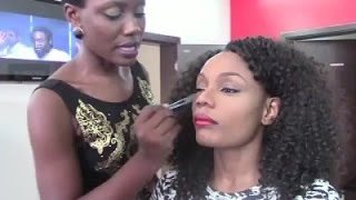 Nigeria Fashion: BEAUTIFUL CONTOURING Make-Up Tips!