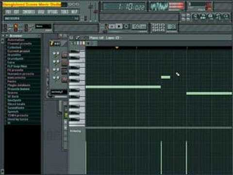 How to Create Music in Minutes #3 (Fruity Loops Studio)