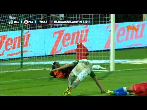 Revive aquí los goles de la victoria de Nacional sobre Pasto