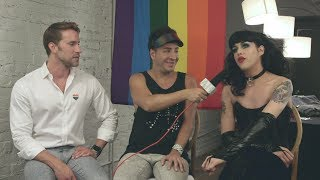 Adore Delano, Katya, And Robert... @ www.OfficialVideos.Net