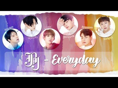 [Thaisub] JBJ - 매일 (Everyday)