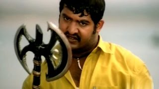 Repeat youtube video Simhadri Movie || Fight Near Rivar Action Scene || Jr NTR, Bhoomika, Ankitha