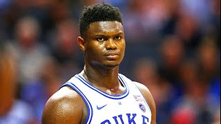 Zion Williamson Sued For Receiving Illegal Benefits To Attend Duke & Wear Nike, Adidas!