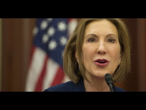 All About Carly Fiorina - US Presidential Election 2016 Republican Candidate