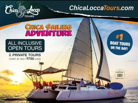 CHICA LOCCA TOURS PRESENTS ChicaFUN WATERSLIDES