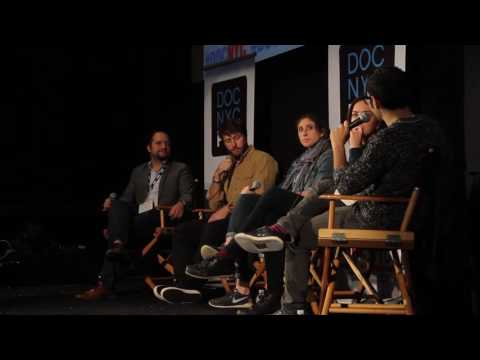 DOC NYC Pro 2016: DOCUMENTARY & JOURNALISM DAY: COURTING CONTROVERSY