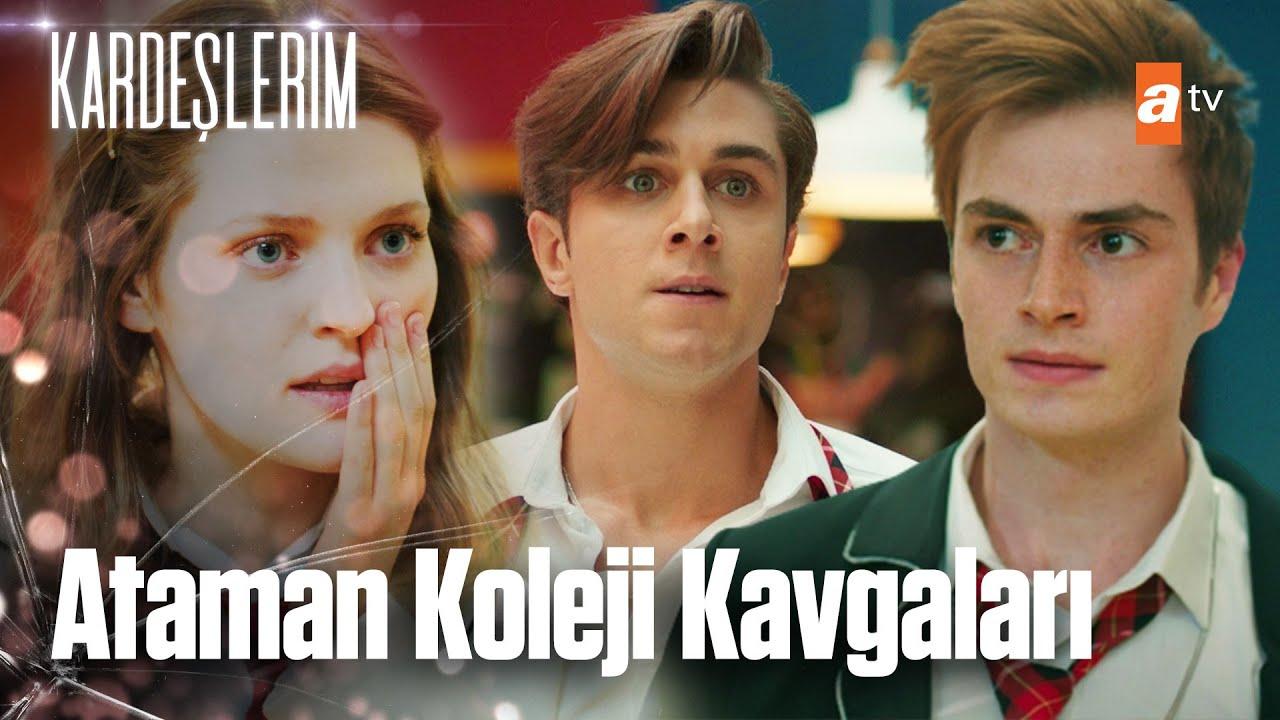 Ataman Koleji Kavgaları🏫🚌 | Özel Kolaj