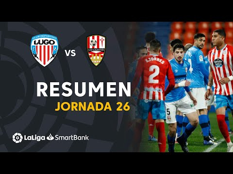 Lugo Logrones Goals And Highlights