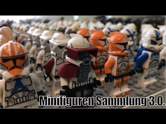 Unsere LEGO Star Wars Minifiguren Sammlung & Armee 2021 ! (Klone, Droiden, Sturmtruppler & mehr)
