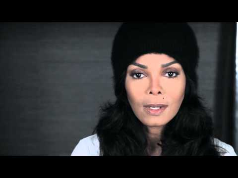 JANET JACKSON amfAR PSA for World AIDS Day Video