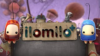 ilomilo plus (PC) Gameplay - 720p