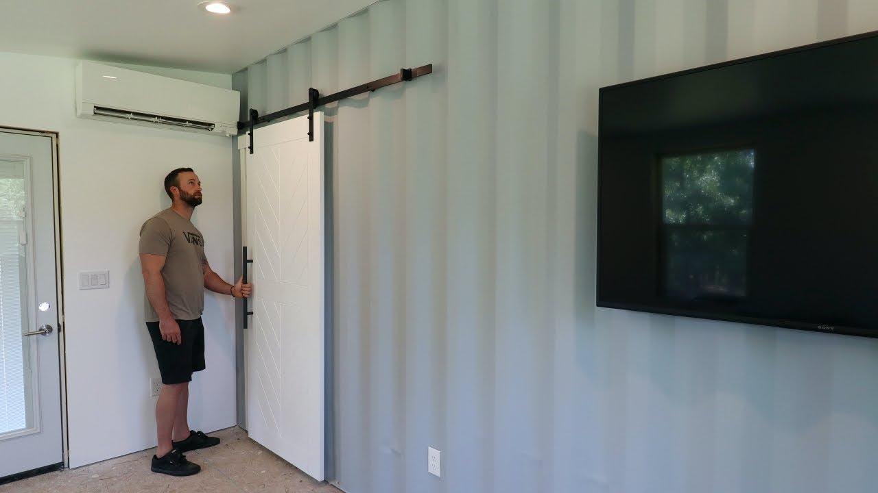 Installing The Interior DOORS!