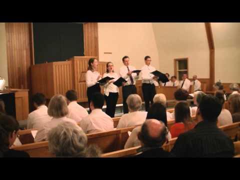 Thomas Morley - Magnificat and Nunc dimittis - Fauxbourdon