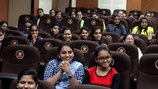 Felicitation of Students & Motivational Session