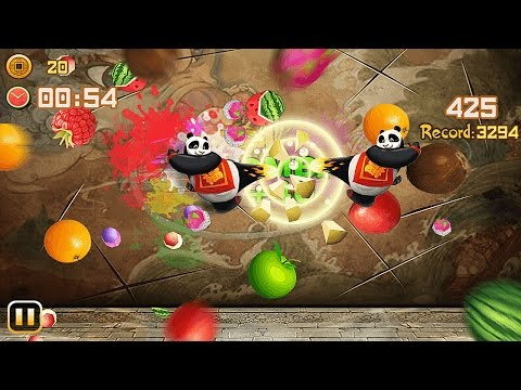 Kung Fu Fruit - Android Gameplay