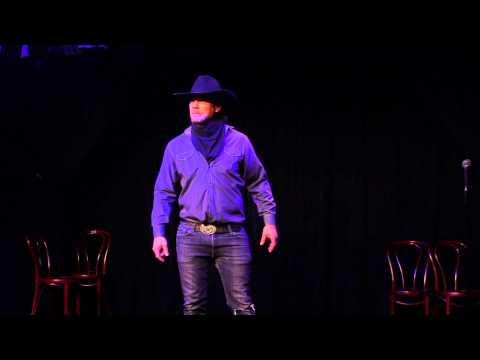 """Character Showcase - Eddie Dunn """"Meanest Cowboy in the West With IBS"""""""
