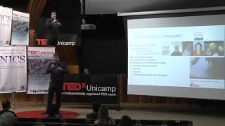 A educação que o Brasil precisa | Marcos Borges | TEDxUnicamp
