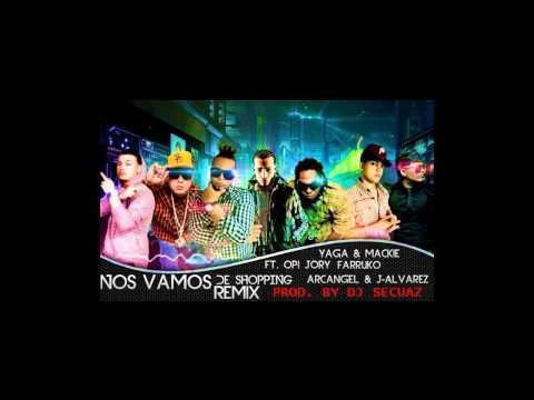 Nos Vamos De Shopping Remix Prod. Dj Secuaz