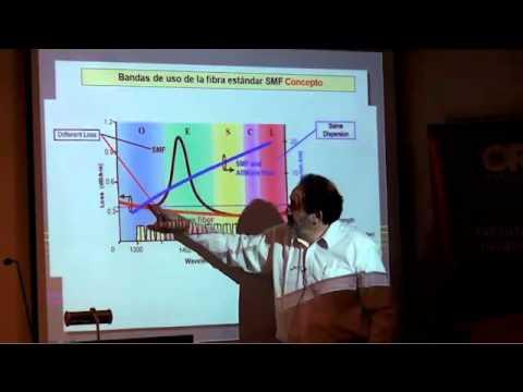Fibra Óptica Submarina - Ing. Jorge Gallo