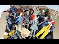 BIG BOX FULL OF HORROR ACTION FIGURES