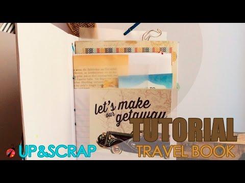 Tutorial Travel Book - Mini Album de Viaje