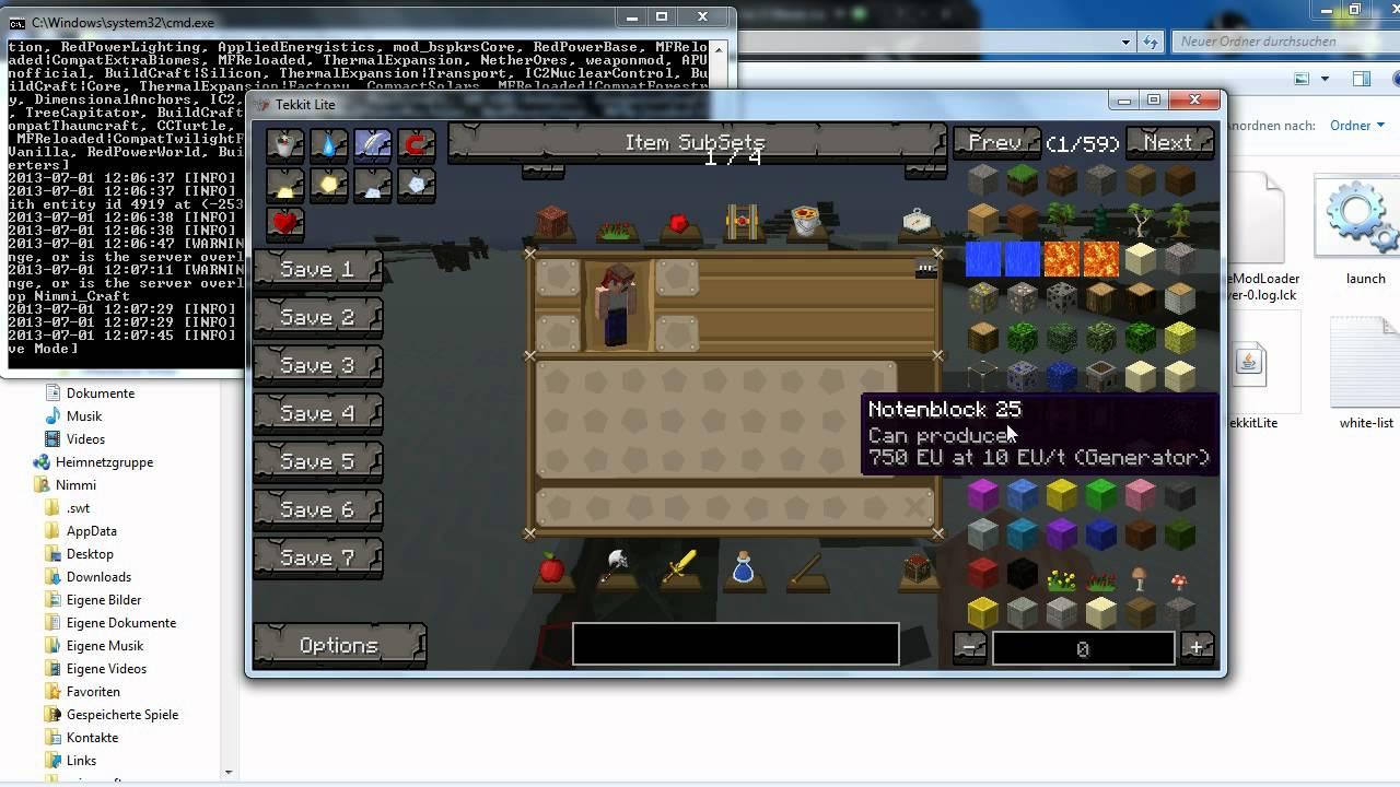 Minecraft Tekkit Server Erstellen Ohne Hamachi German YouTube - Minecraft zusammen spielen ohne hamachi