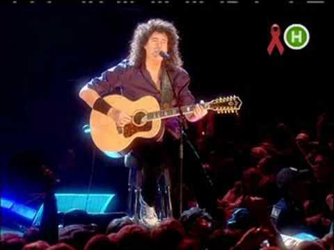 Brian May - Love of my life + Lyrics (Ukraine, Kharkiv)