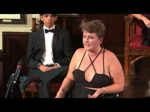 Alex Murray | Political Violence Debate | Cambridge Union