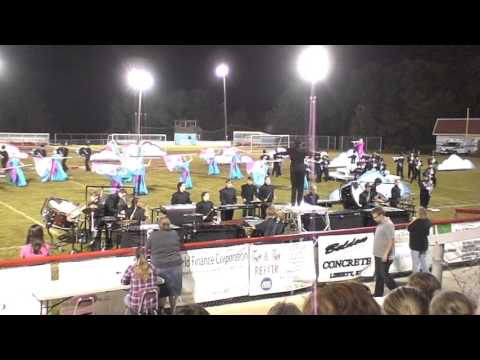 Russell County High School Marching Band