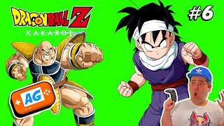 Dragon Ball Z Kakarot TODOS contra NAPPA !! | DBZK 06 Abrelo Game