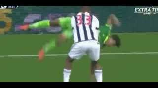 Рондон не только футболист, но и ...